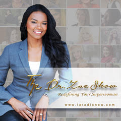 Dr. Zoe Shaw's weekly podcast is here to help nurture the Superwoman inside of you.