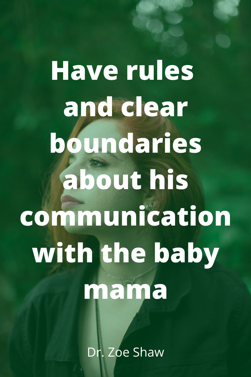 Baby boundaries mama setting appropriate with Setting Up